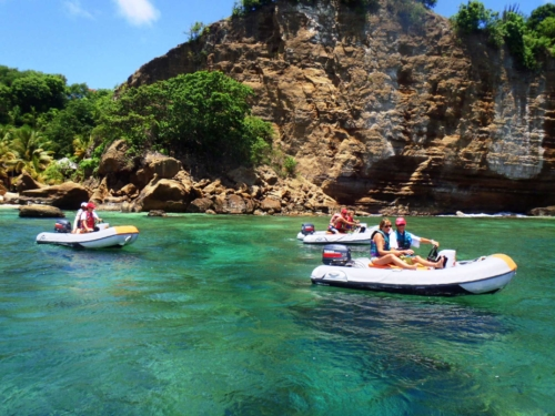 Grenada Dinghy Tour - Island Activities