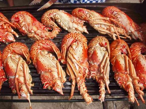 Solamente Villa Grenada Lobsters BBQ